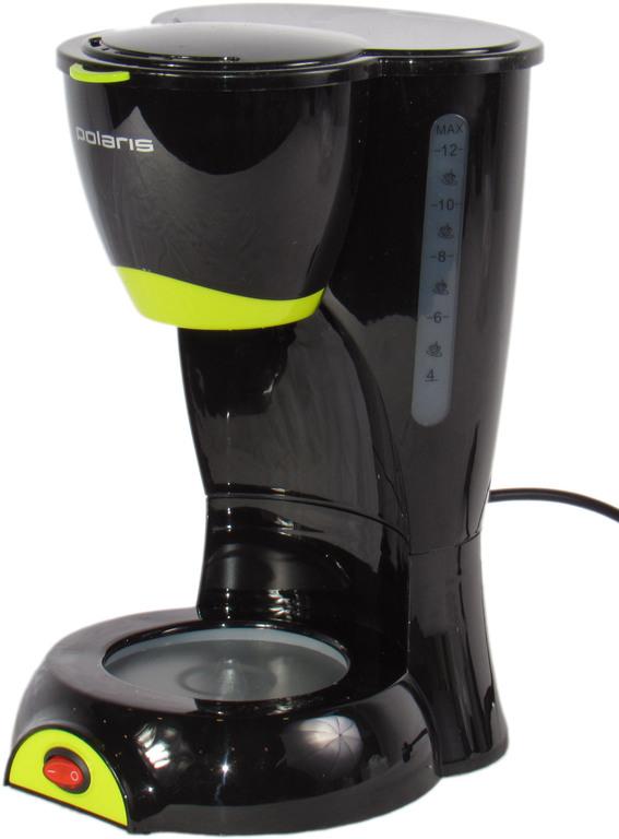 Кофеварка Polaris pcm 1211 800 Вт