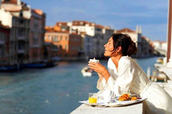 итальянцы и кофе