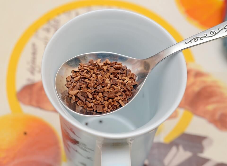 растворимый кофе при кормлении грудью