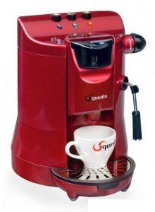 домашняя кофемашина Squesito