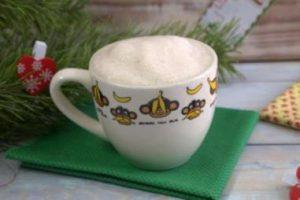 кофе с плавленным сыром