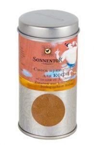 Sonnentor для кофе
