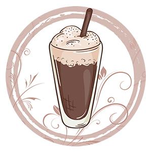 фраппе кофе история