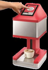 Кофе принтер от Ripple Maker
