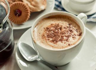 Прекрасное начало дня с кофе