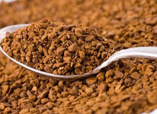 Раствримый кофе