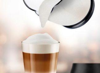 Капучинатор - вспениватель молока для капучино