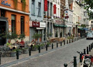 Кофе в Бельгии